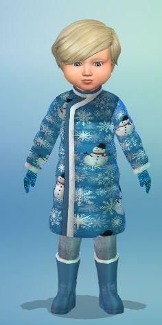 Kleinkind Winterkleidung mit Stiefel.JPG
