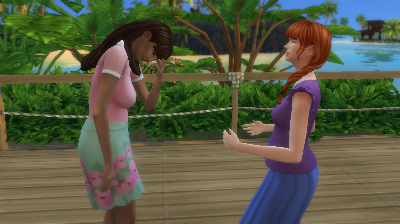 16 Annie erzählt Rosalind von Verlobung.jpg