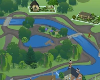 auf der Karte ist ein See zu sehen, kommt man aber gar nicht hin.JPG